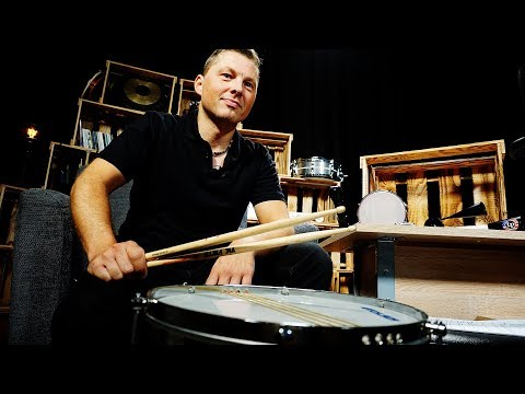 How To Play Brazilian Rhythms On Drums | Drumlesson With Patrick Metzger