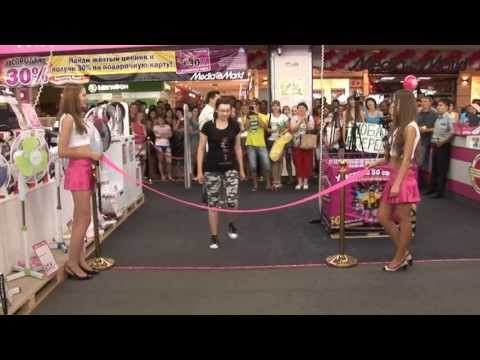 "Акция ""Унести за 50 секунд"" - видео забега в Оренбурге"
