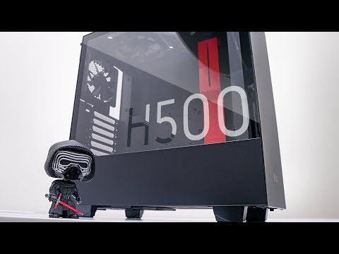 NZXT's H500 - The New Standard?