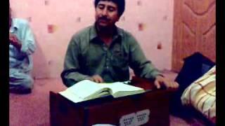 Abid Nawaz live song Pardasi