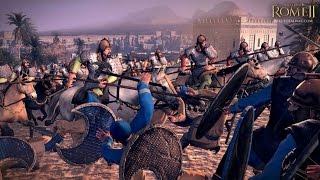 Царские Скифы Сетевая битва Total War: Rome 2 №9