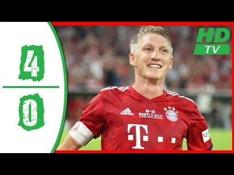Download Beyern Munich vs Chicago fire 4-0 Highlight 2018