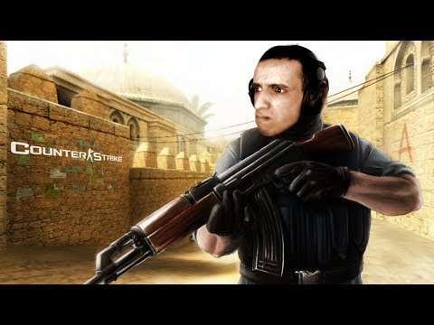 Counter Strike TIME ! Morocco Gamer !