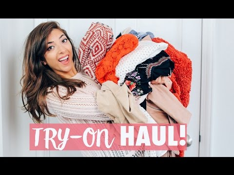 TRY ON HAUL! Revolve Clothing, All Saints & More! | Amelia Liana