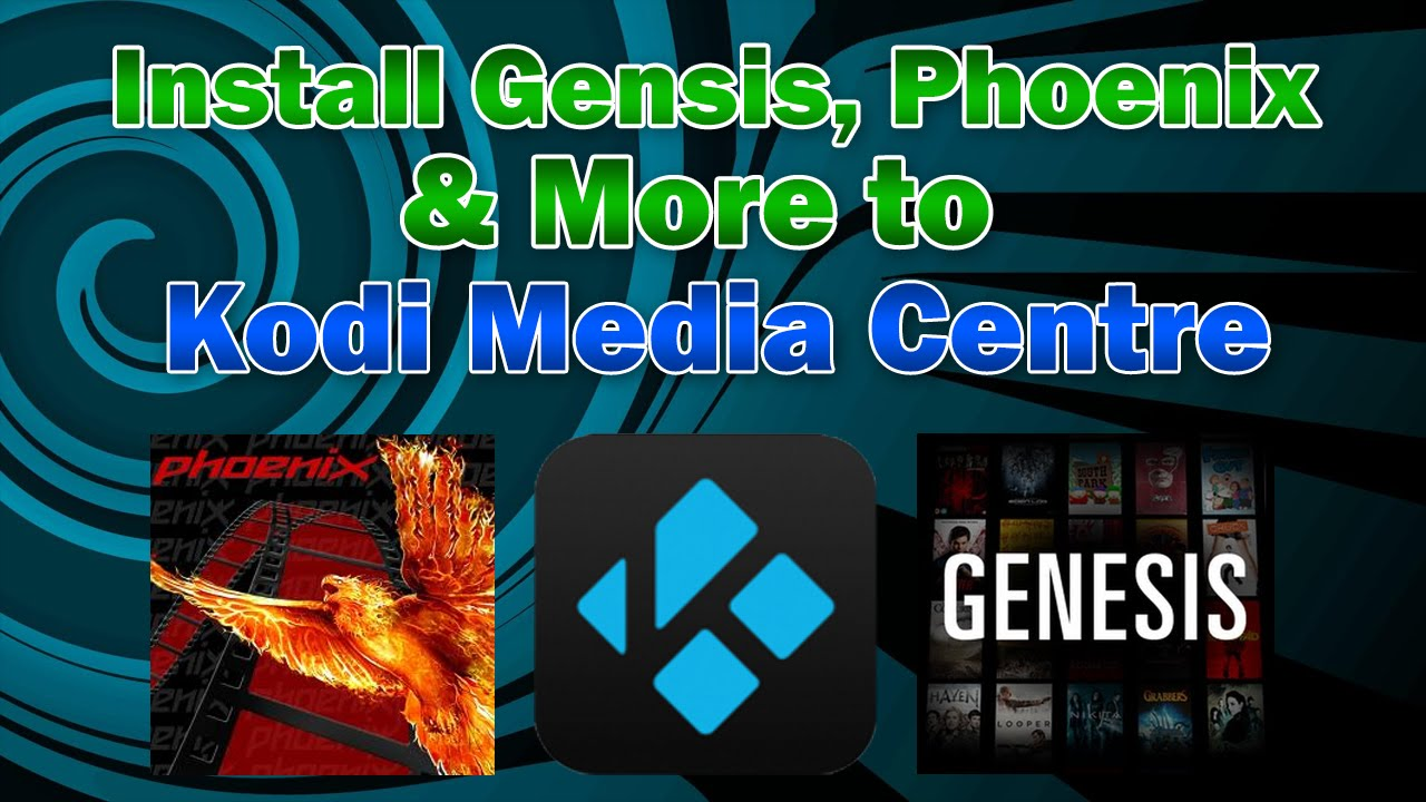 Download How to Get Genesis, Phoenix & More on Kodi (Watch Movies, TV Shows & Live TV)