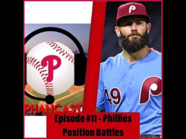 Phillies Position Battles