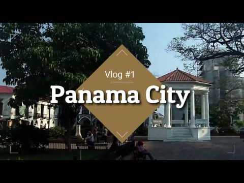 vlog #1 Panama City | Casco Antiguo.