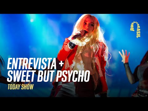Ava Max - Sweet But Psycho (Today Show | 25/01/19)