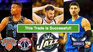 NBA Trade Machine #5: Dennis Smith Jr., Kevin Love, Nikola Vucevic