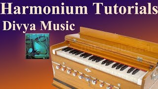 How to play Harmonium lessons online Skype Videos Learn Harmonium musical instrument Guru India