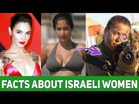 10 Things You Might Not Know About Israeli Women