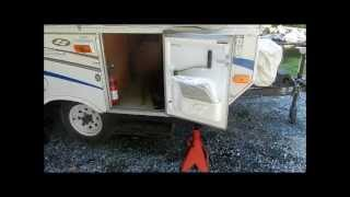 Setting up a 2007 Starcraft 1701 Popup Camper (and other popup campers)