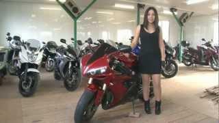 Правила перевоза девушек на мотоцикле
