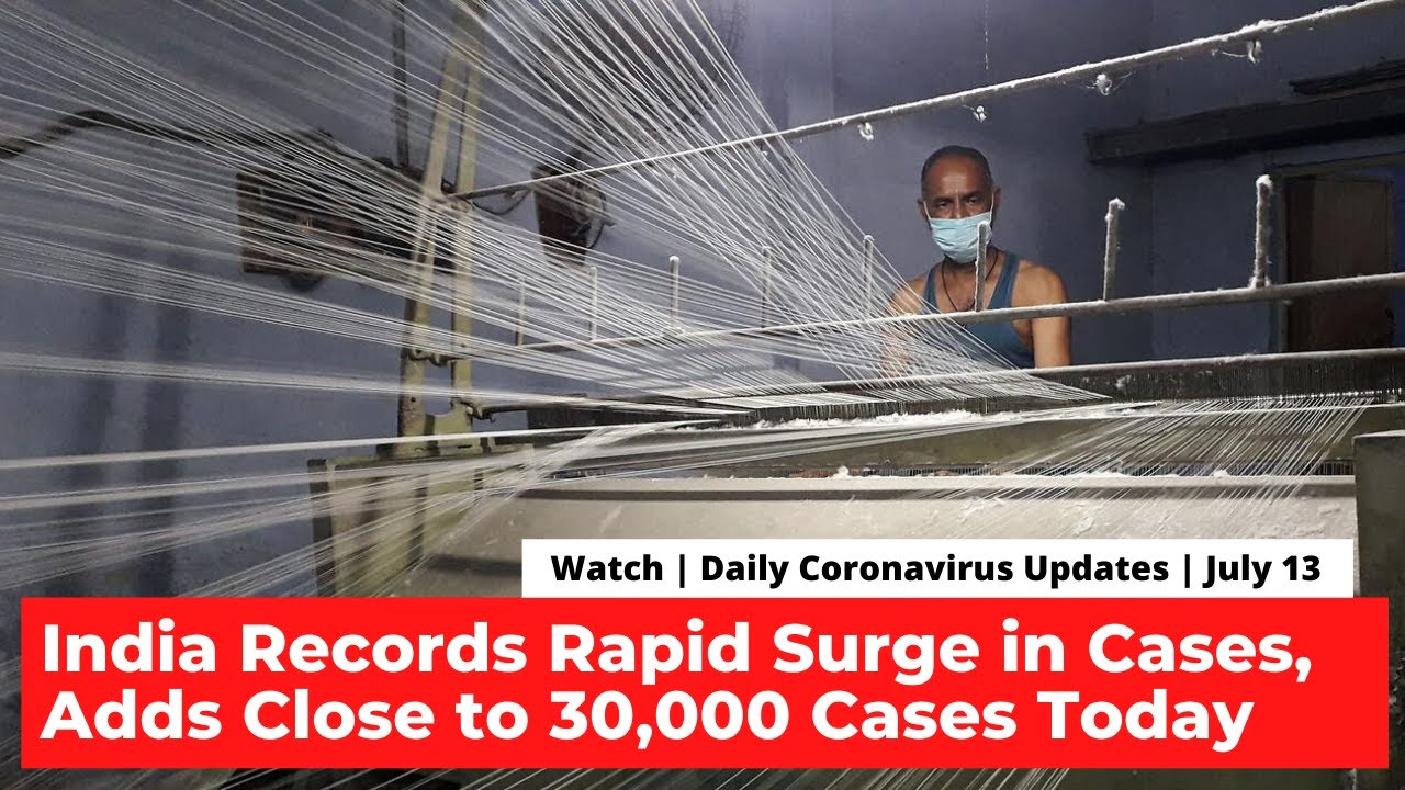 Rapid Surge in New Cases, Close to 30,000 Cases Reported For the Second Straight Day