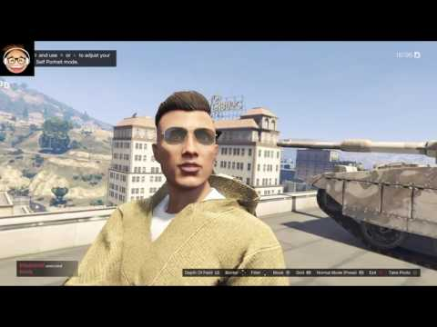 Grand Theft Auto V Deathmatch Mega PARKOUR Hack 2
