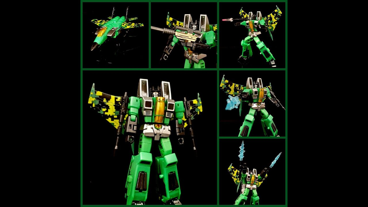 NewAge Toys FurFur  (Acid Storm) Review by Deluxe Baldwin