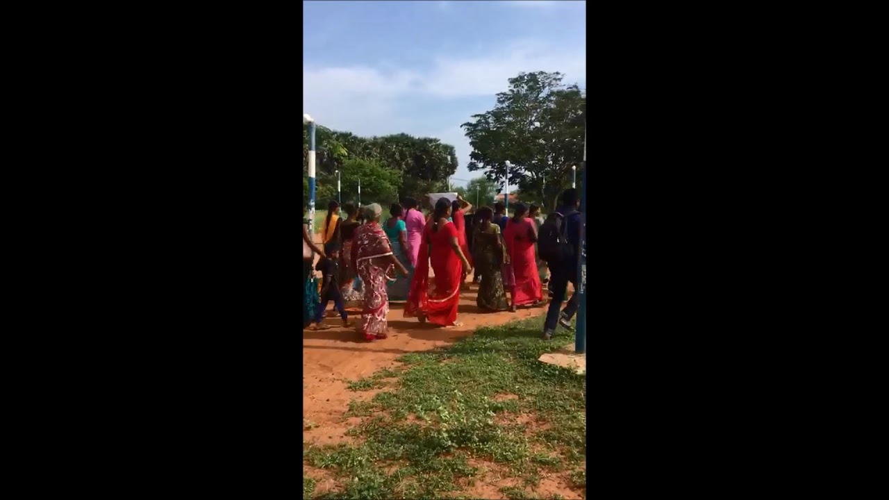 Iranaitivu villagers sail back to their occupied land in daring protest - 1