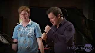 Flute lessons with Emmanuel Pahud, Le Merle Noir- Messiaen, Play With a Pro
