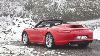 Porsche 911 Carrera 4S Convertible review (991)