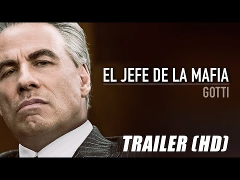 El Jefe de la Mafia: Gotti (Gotti) - Trailer Subtitulado HD