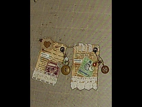 Tutorial: Paperclip Embellishments Part 4 (Highlighted Word Paperclips)