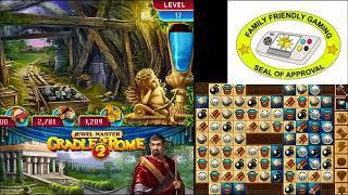 Jewel Master Cradle of Rome 2 3DS Episode 3