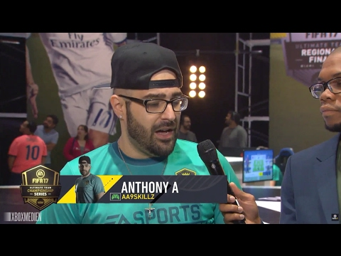 FIFA 17 Ultimate Team Championship America KIDM3MITO vs AA9skillz