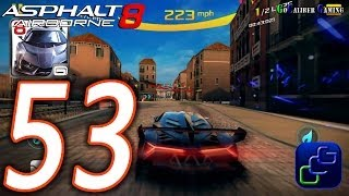 Asphalt 8: Airborne Walkthrough - Part 53 - Career Season 8: AIRBORNE