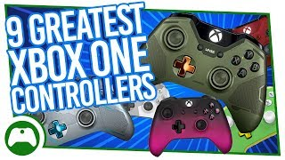 9 Greatest Xbox One Controllers Of All Time - How Many Have You Got?
