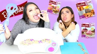 Ultimate Easy Bake Oven! Easy Bake Challenge! Nickelodeon & Hasbro Sponsored!