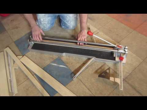 Quick tip Rubi speed 92 Tile Snap Cutter
