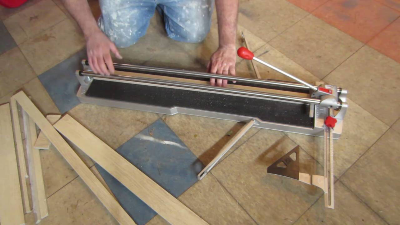 Quick Tip Rubi Speed 92 Tile Snap Cutter Youtube