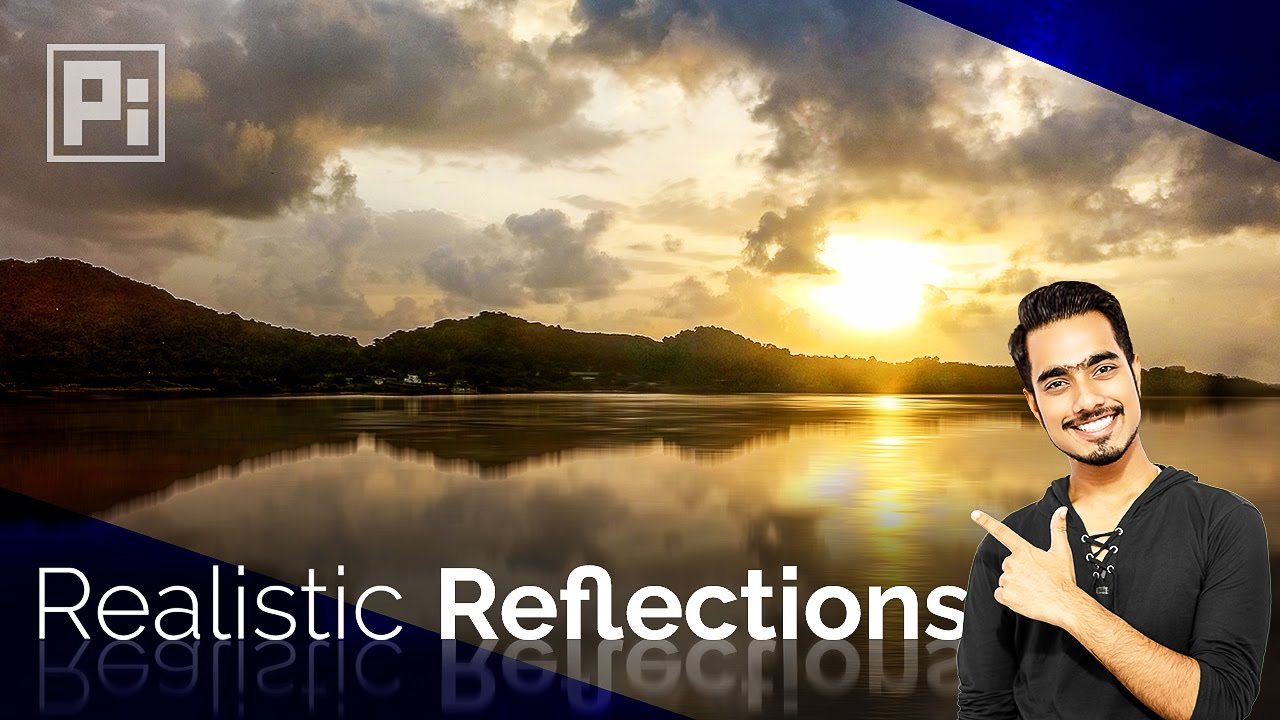 How to Create Realistic Water Reflections in Photoshop