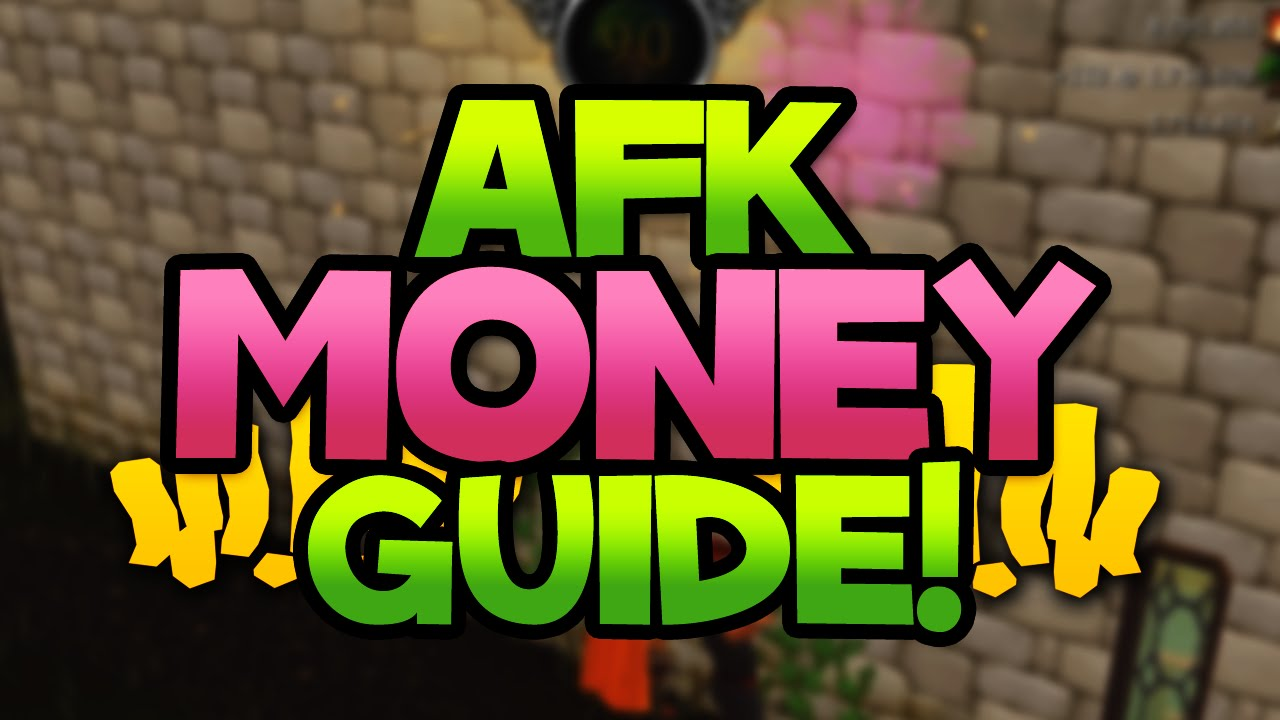 how to make money in runescape 3