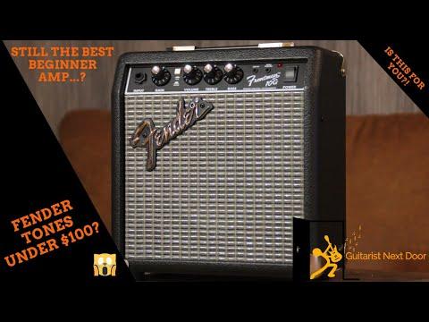 Fender Frontman 10G Review 2021  Still The King of Beginner Amps?
