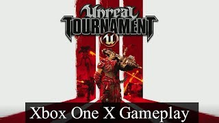 Unreal Tournament 3 - Xbox One X Backwards Compatible Gameplay