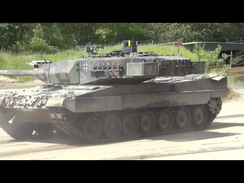 Tag der Bundeswehr 2016 Munster, Heidesturm, Leopard 2, Puma