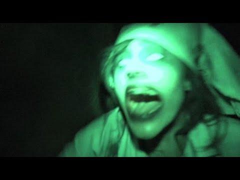 Ночь в БОЛЬНИЦЕ с Призраками....Ужас