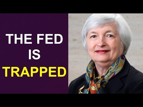 THE FED IS TRAPPED | Alasdair MacLeod