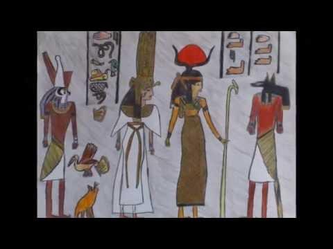 Disegni egiziani youtube youtube for Disegni inazuma eleven da stampare