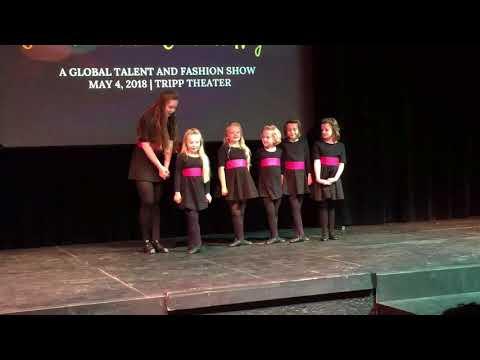 Linn Benton Community College   Ireland dances