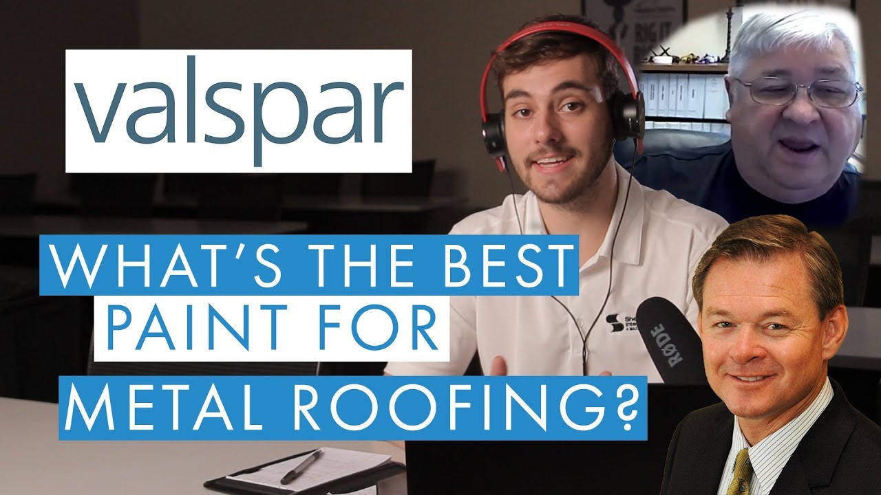 What Paint is Best for Your Metal Roof? PVDF vs  SMP