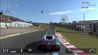 Gran Turismo 5 - Bugatti Veyron PS3