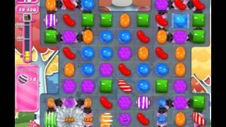 Candy Crush Saga Level 1204 (No booster, 3 Stars)