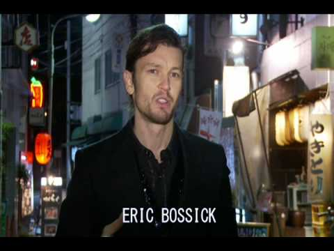 Eric Bossick and Like A Storm: Artist To Artist
