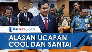 Terungkap Alasan Prabowo Cool dan Santai Hadapi Kapal Tiongkok yang Masuk Laut Natuna