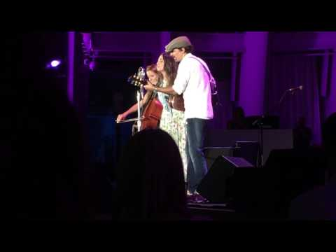 Jason Mraz & Sara Bareilles - You Matter To Me - Hollywood Bowl