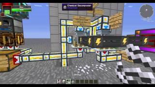 Minechem: Automated lab concept