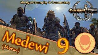 Divide Et Impera  Medewi #9 | Total War Rome 2 Abridged Campaign Commentary