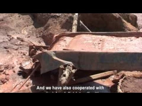 Gold Mine in North-West Provinces (English Subtitle)